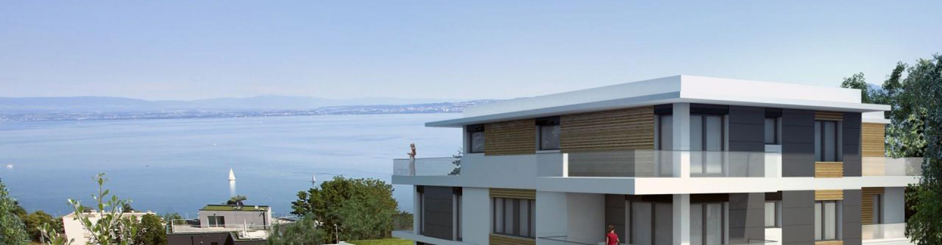 Appartements maison programme neuf evian sotheby 39 s for Achat maison evian